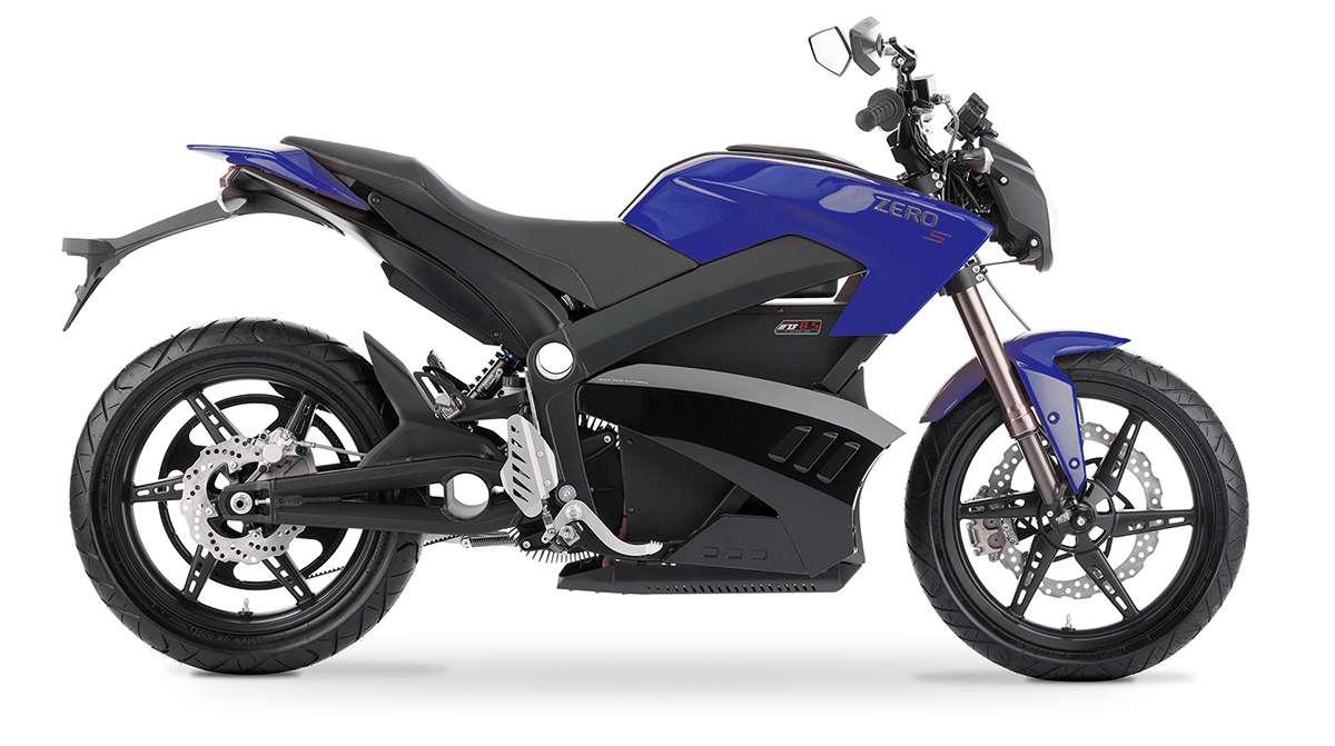 Електромотоциклет ZERO S