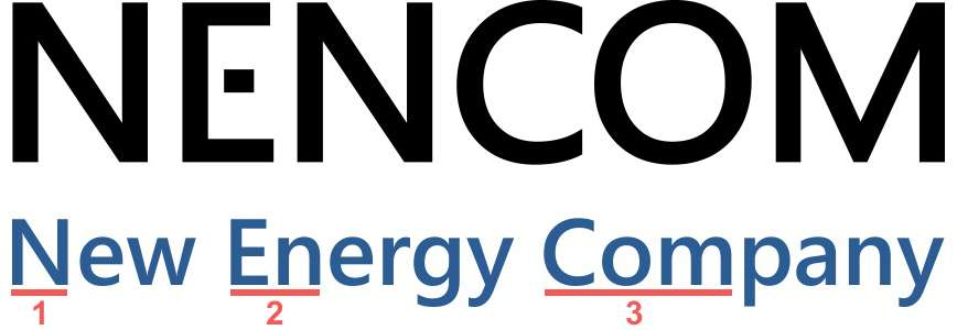 Story of the name NENCOM Company