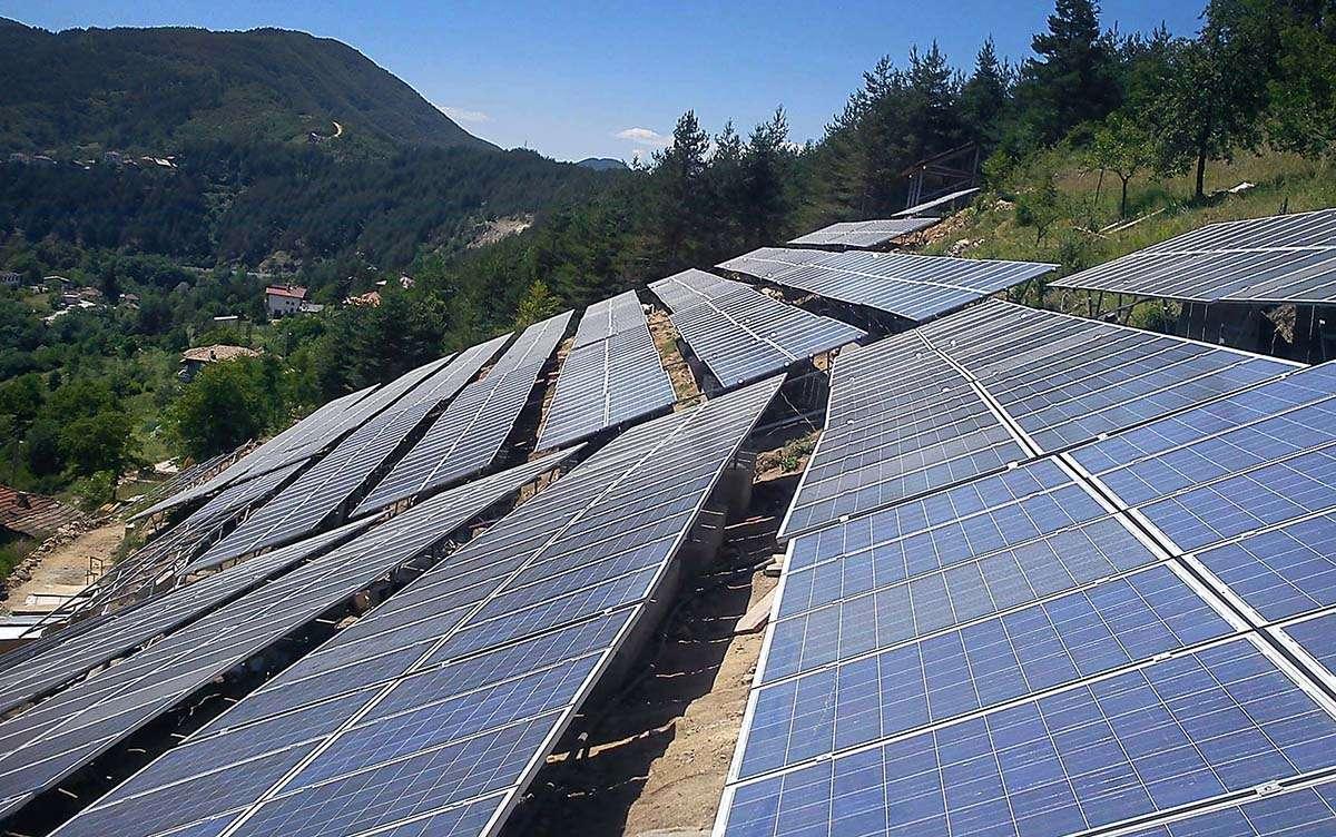 Слънчеви модули SUNSYSTEM Poly