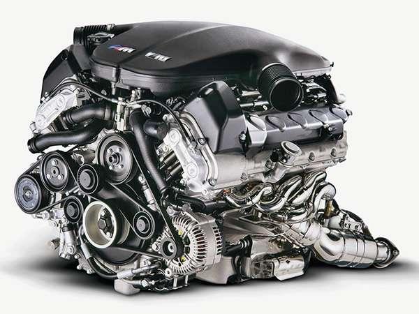 Бензинов двигател