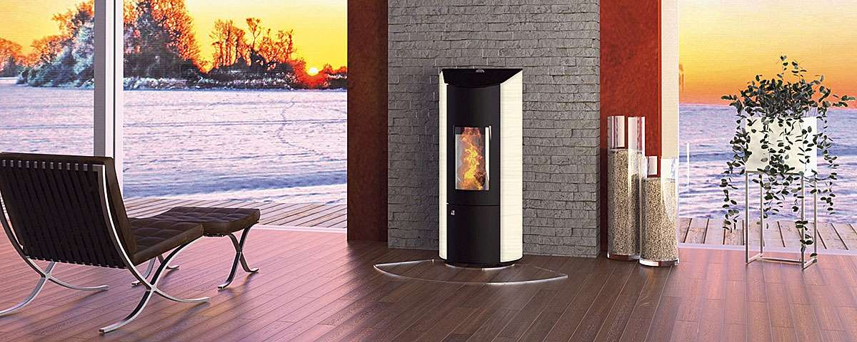 Pellet Fireplaces and Stoves