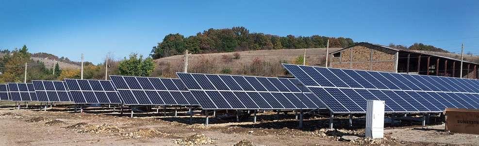 Солнечные батареи SUNSYSTEM Mono