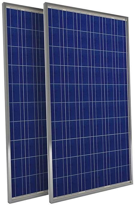 Слънчеви панели SUNSYSTEM Poly