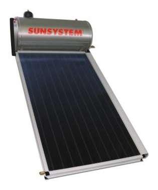 Термосифонная система SUNSYSTEM TSS