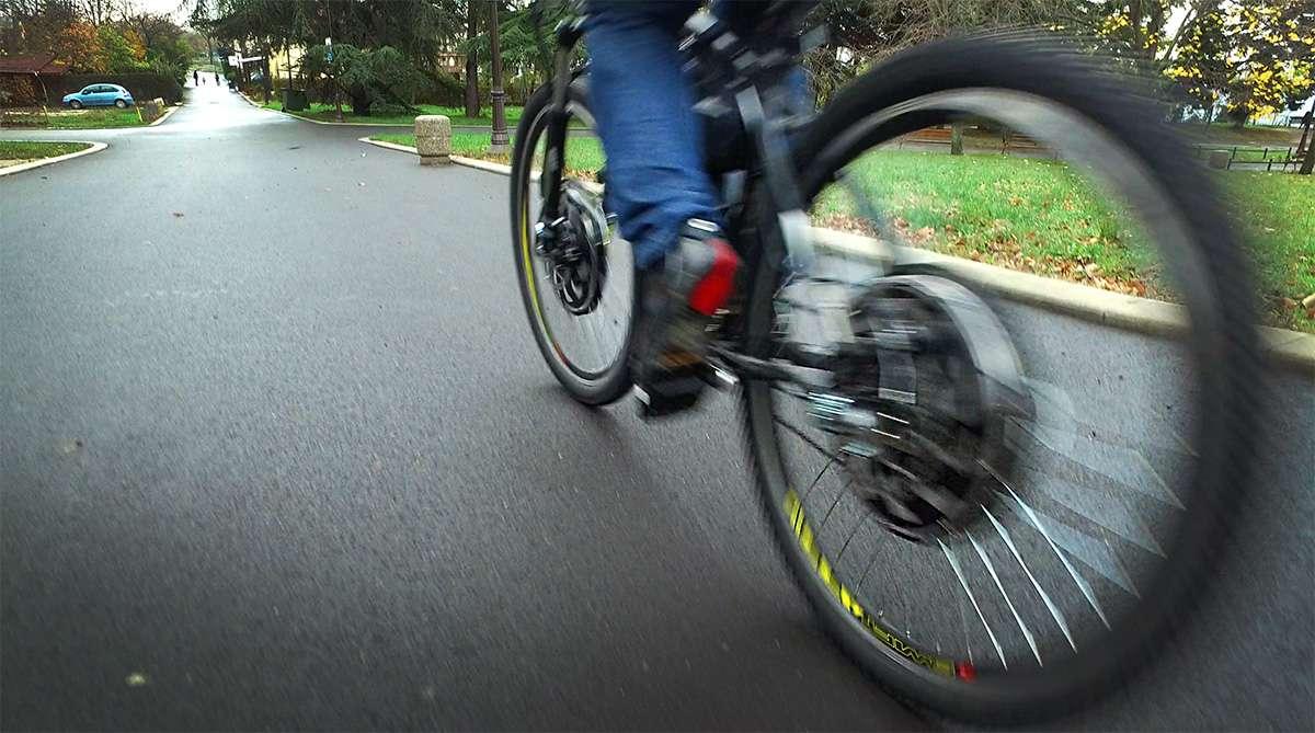 Бортовой журнал NENCOM Bike