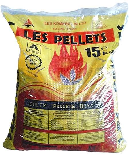 Пелети Les Pellets