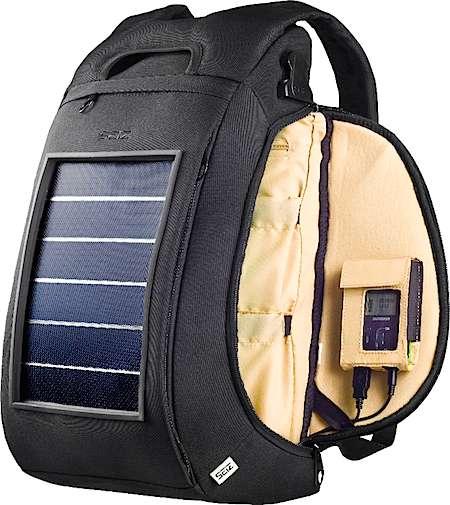 Солнечные батареи в рюкзак рюкзак раскладной для путешествий